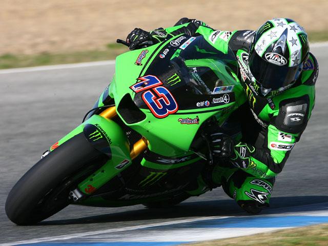 El BMW de los IRTA MotoGP es para Casey Stoner (Ducati)