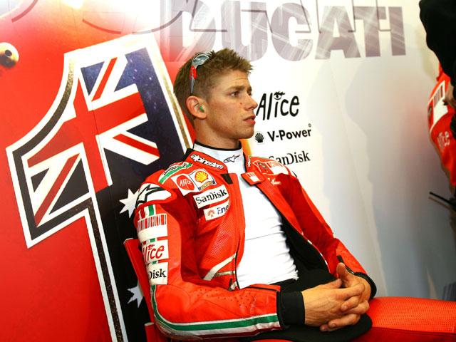 Hayden (Honda), «Han sido tres días realmente positivos»