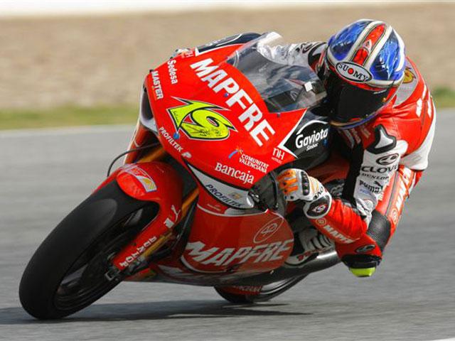 """Marc Márquez (KTM): """"Iba despacio, pero en la caída he apoyado mal la mano"""""""