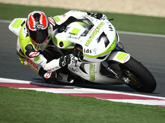 Troy Corser (Yamaha), mejor tiempo en los primeros cronometrados del Mundial SBK