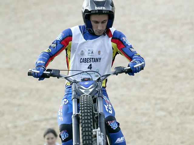 Nacionales de Motociclismo. Comienza el trial