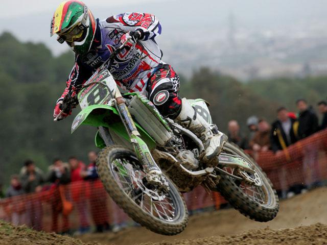 Alvaro Lozano (KTM), con permiso de Barragán