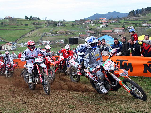 Imagen de Galeria de Xavi Galindo (KTM), primer campeón de España 2008