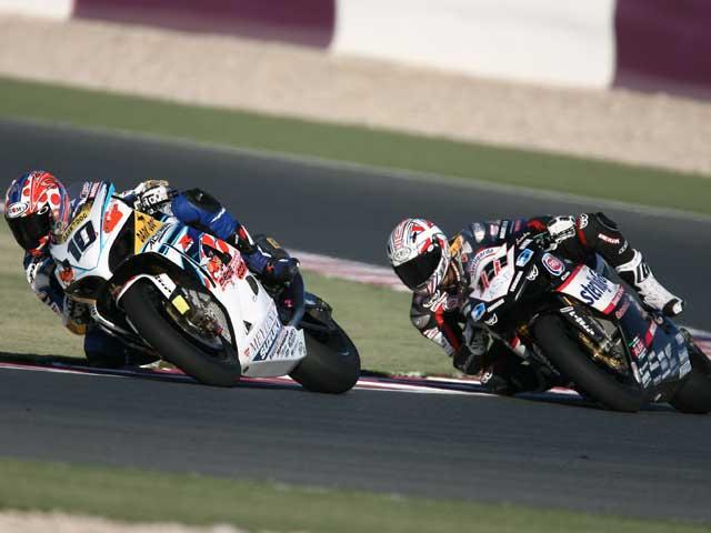 Imagen de Galeria de Los mejores momentos de SBK y Supersport en Qatar