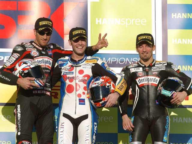 El Mundial de Superbike llega a Phillip Island (Australia)