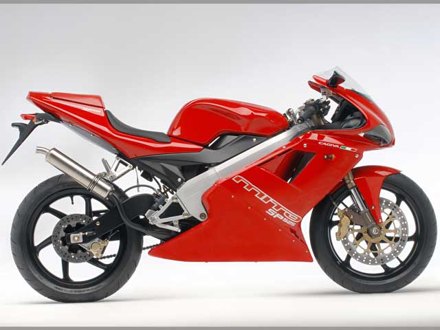 Nueva Cagiva Mito SP525, ya disponible