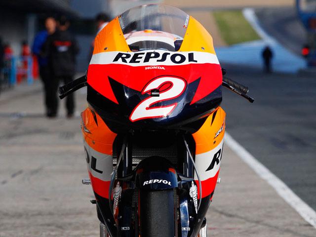 Honda RC 211 V 2008 de MotoGP