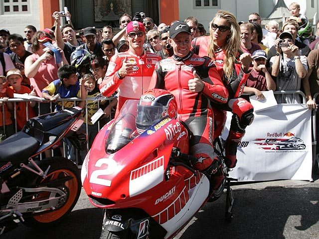 MotoGP en Hollywood
