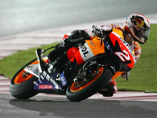"""GP de Qatar 2008: """"Luces, cámara y acción"""""""
