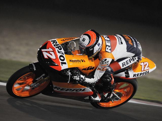 """Imagen de Galeria de GP de Qatar 2008: """"Luces, cámara y acción"""""""
