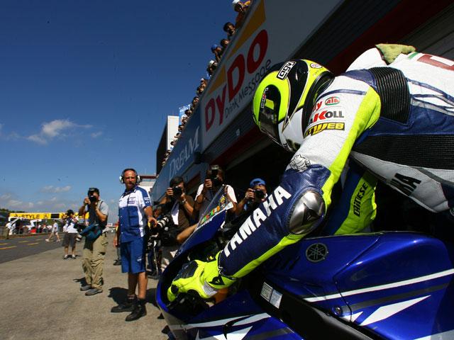 "Valentino Rossi: ""Puedo ganar a Stoner"""