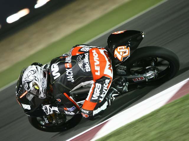GP de Qatar: Bradley Smith y Aprilia, mejor tiempo en los primeros libres