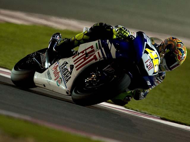 Imagen de Galeria de La Ducati de Stoner impone su ley desde el primer momento
