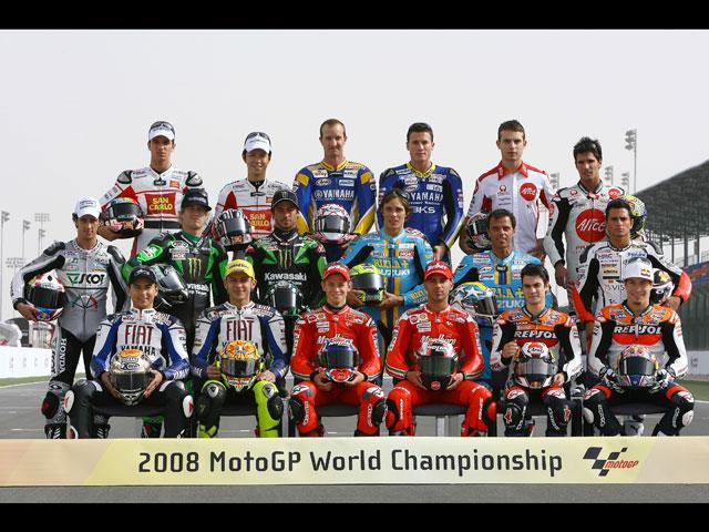 Los pilotos de MotoGP, expectativas sobre el GP de Qatar