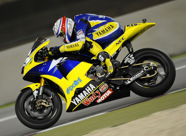 Jorge Lorenzo (Yamaha) hace historia logrando la pole
