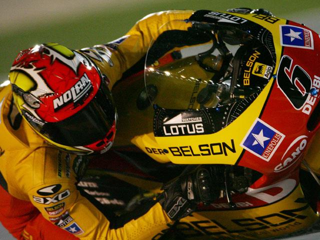"""Sergio Gadea (Aprilia): """"Pensaba que el GP de Qatar había acabado para mí"""""""