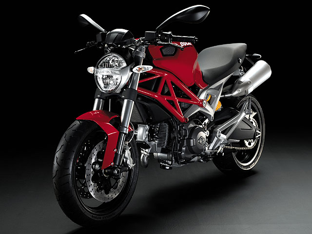 Nueva web Ducati Monster 696