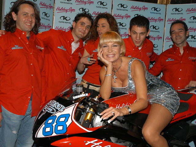 El Holiday Gym Racing Team en Superstock 600