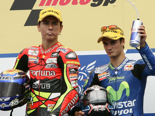 Viejas heridas en MotoGP