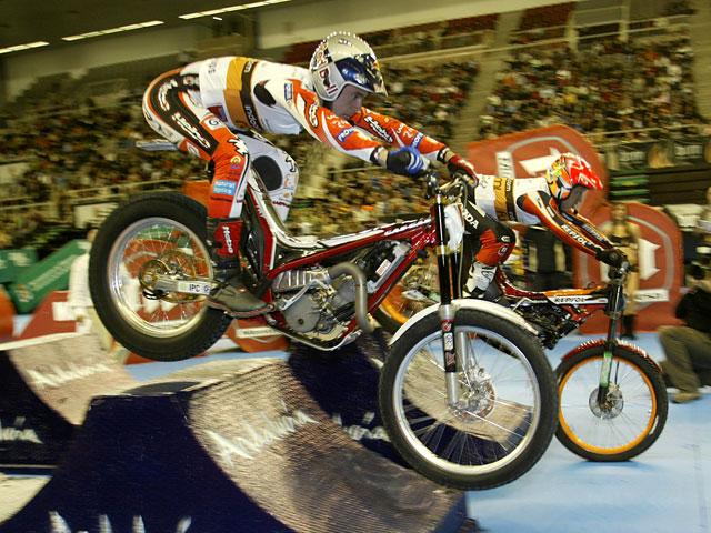 El Mundial de Trial Indoor celebra su gran final en Madrid