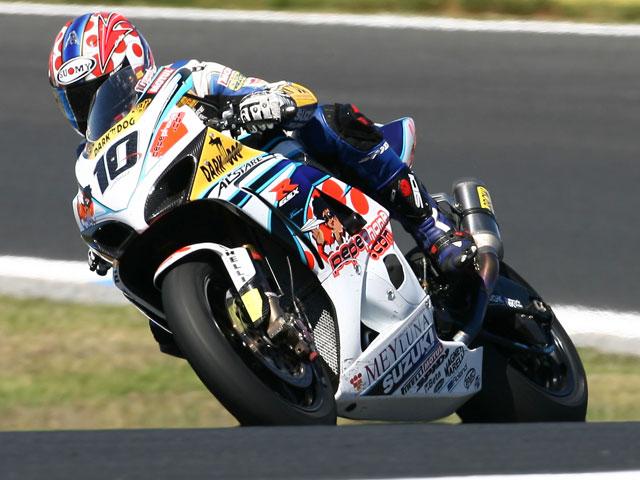 Imagen de Galeria de Muggeridge (Honda) y Xaus (Ducati), logran los mejores tiempos en valencia