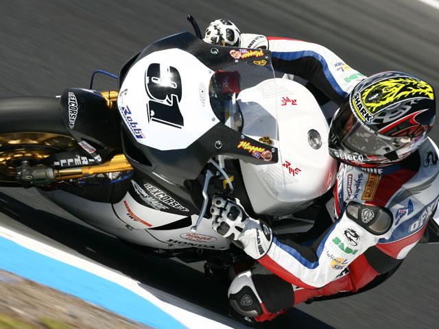 Muggeridge (Honda) y Xaus (Ducati), logran los mejores tiempos en valencia
