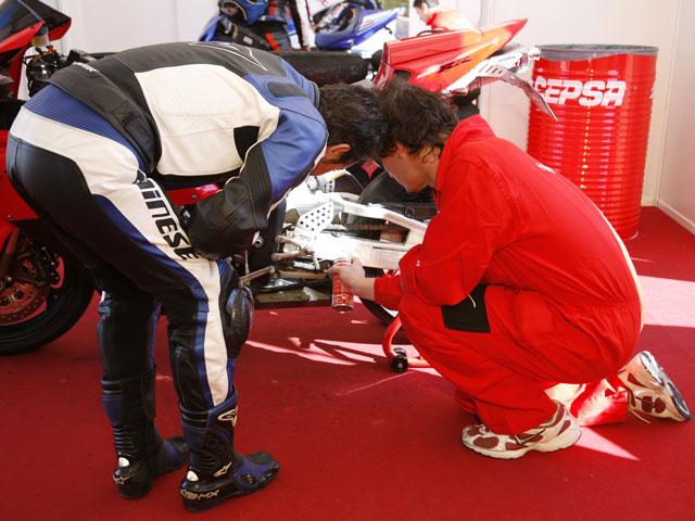 Vive MotoGP con los Oasis Motociclismo Cepsa