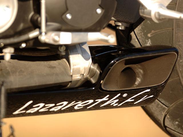 Buell XB12S Ligtning Lazareth
