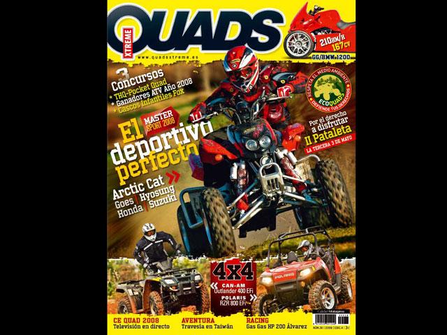 Quads Xtreme 38