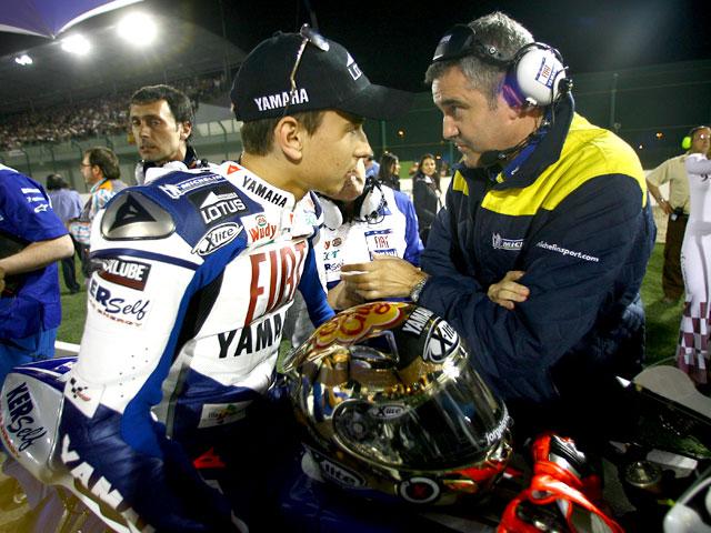 Jorge Lorenzo (Yamaha): Para ganar a Stoner (Ducati) hay que creérselo