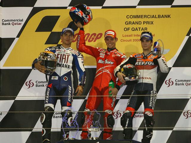 Pilotos inscritos en el GP de Jerez