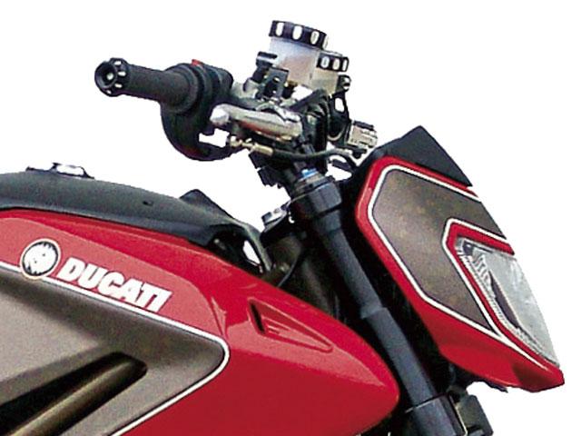 Ducati Hypermotard customizada