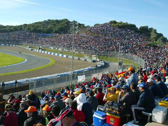 """""""Áreas Michelin"""" en el Gran Premio de Jerez"""