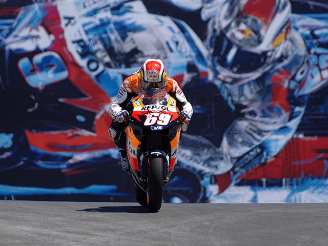 ¿Hayden con Ducati en 2007?