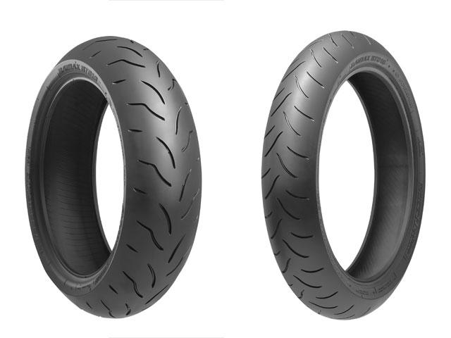 Neumático Bridgestone Batlax-016