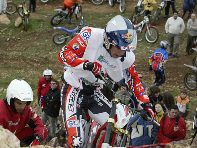 Toni Bou (Montesa Honda) a por su segundo título mundial