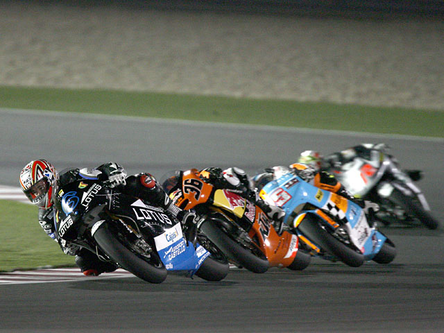 Imagen de Galeria de A por el triplete español en 250cc en el GP de Jerez