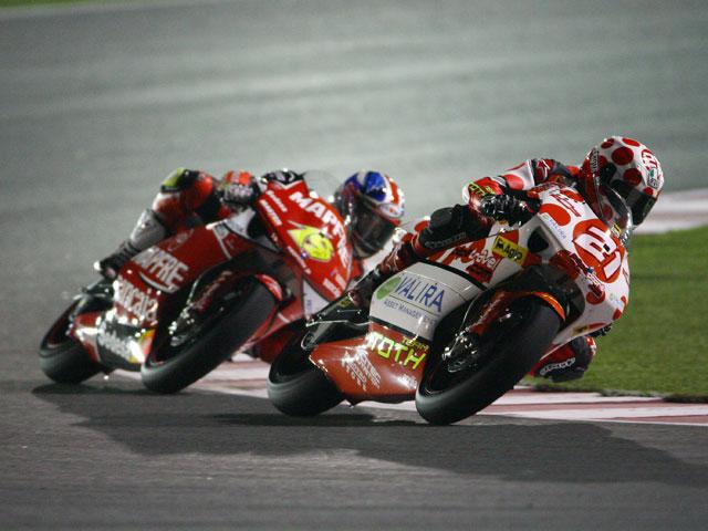 A por el triplete español en 250cc en el GP de Jerez