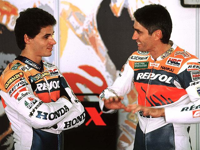 Imagen de Galeria de Rivalidad sin odio en MotoGP