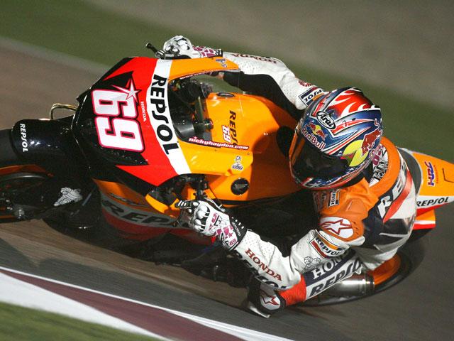 """Dani Pedrosa (Honda): """"He estado entrenando para estar al 100 por cien"""""""