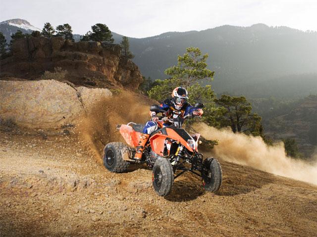 Imagen de Galeria de Los quads KTM, ya disponibles