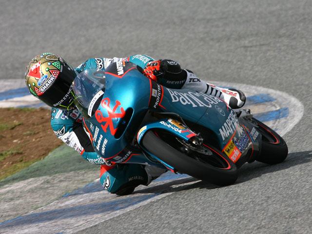 GP de Jerez: Terol y Talmacsi los más rápidos en los primeros libres