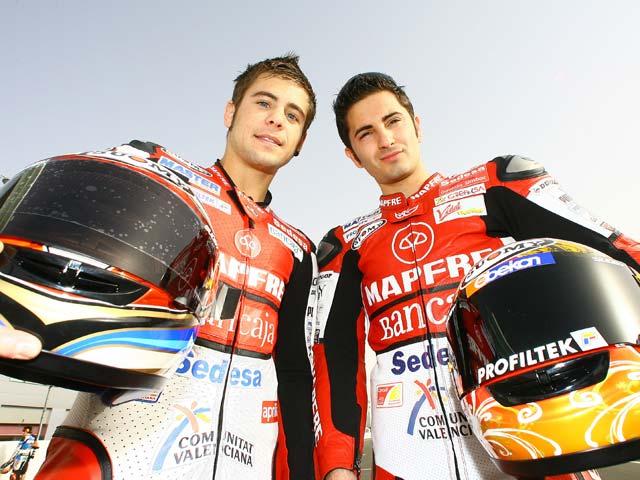 """Alex Debón (Aprilia): """"Tengo un buen ritmo para el Gran Premio de Jerez"""""""