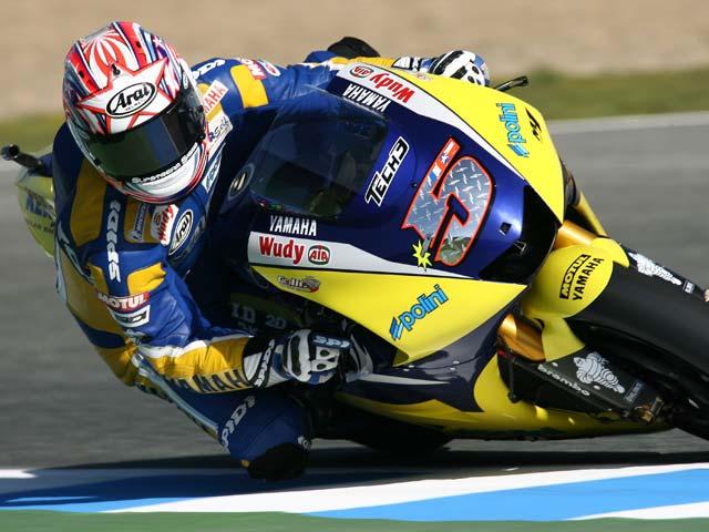 MotoGP: Mejores tiempos para Lorenzo y Rossi (Yamaha)