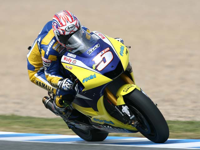 Imagen de Galeria de Pedrosa (Honda) toma la iniciativa. Lorenzo (Yamaha), quinto