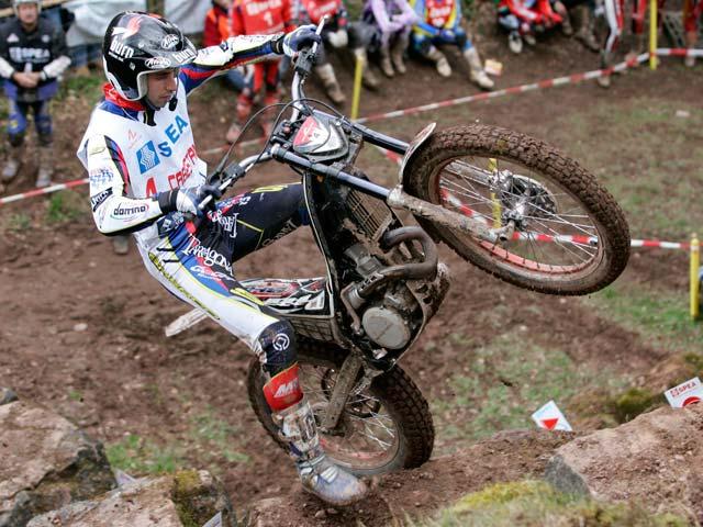 """Imagen de Galeria de Toni Bou (Montesa Honda) comienza el trial """"outdoor"""" ganando"""
