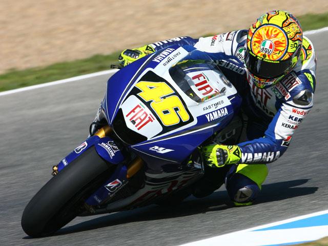 Nadie es más rápido que Jorge Lorenzo (Yamaha) en Jerez