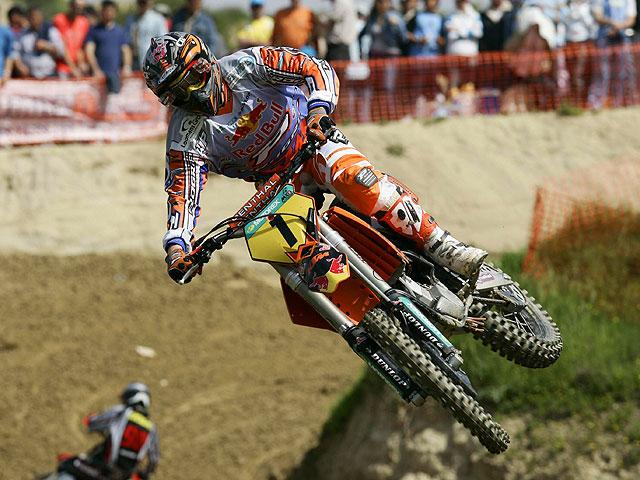 Campeonato del Mundo de Motocross MX3 en Talavera