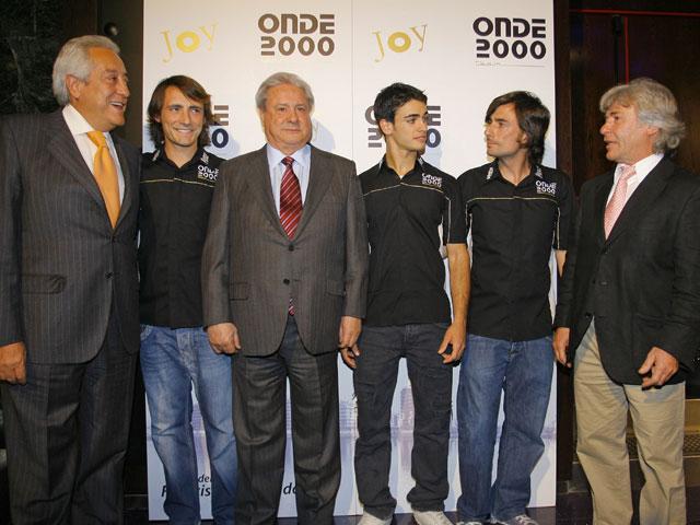 Presentación del equipo Onde 2000 KTM