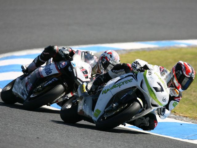 Los españoles de Superbikes
